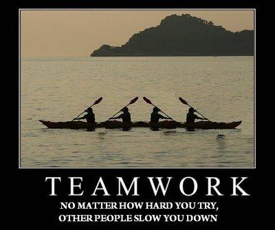 the magic power of teamwork essays