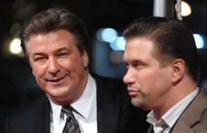 Alec and Stephen Baldwin